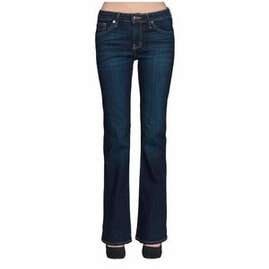 JUST BLACK Bootcut Jeans